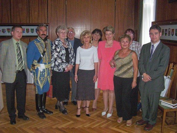 Ontario-i magyar találkozó Fejér és Veszprém megyékben