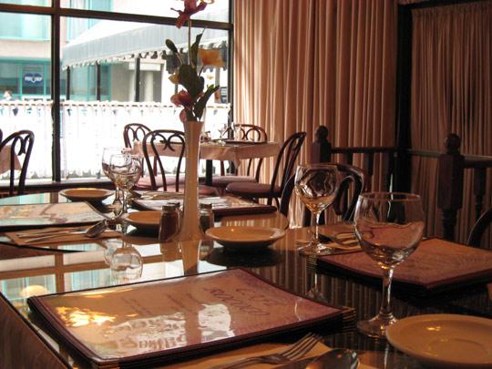 Café Rococo–Montreál egyetlen magyar étterme