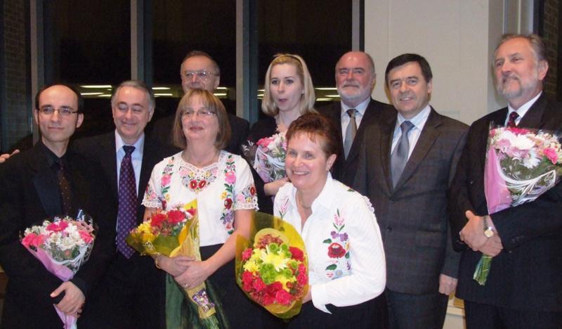 Jótékonysági koncertet szervezett az ottawai magyar nagykövetség
