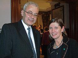 Szabó Vilmos államtitkár a kanadai magyarsággal folytatott konzultációt