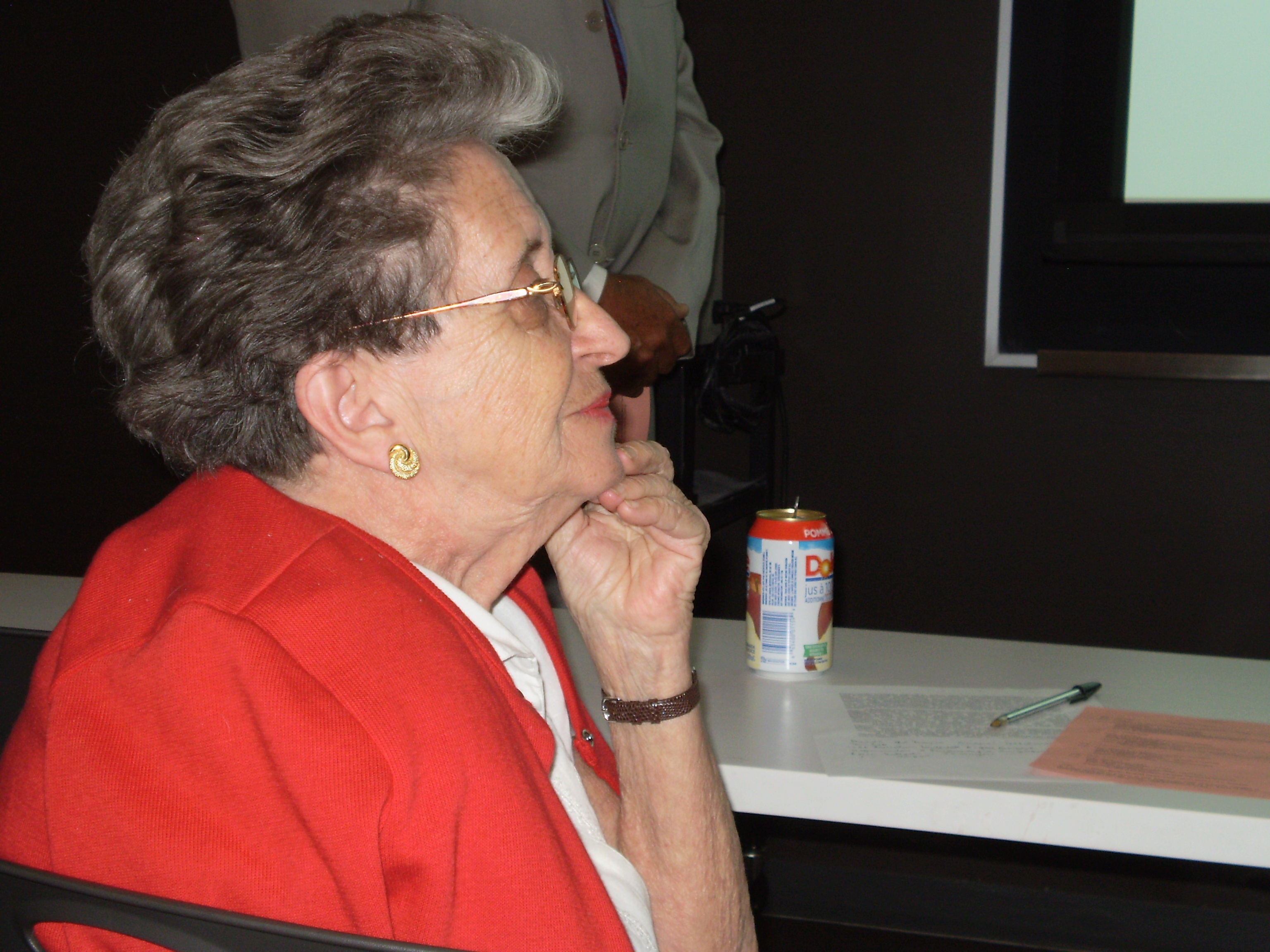 Bencsics Klára (Montreál), a Kanadai Magyarságtudomány Társaság tagja