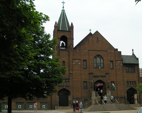 St. Emeric, a vibrant and financially solvent Hungarian parish in Cleveland is set to close on Sunday