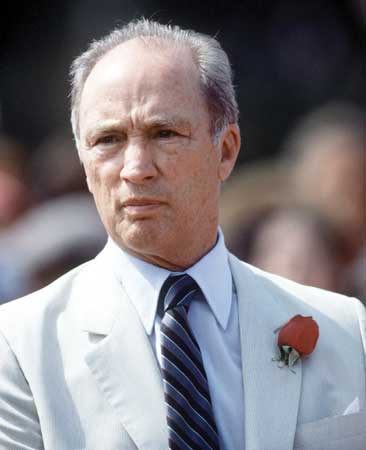 Pierre Trudeau miniszterelnk
