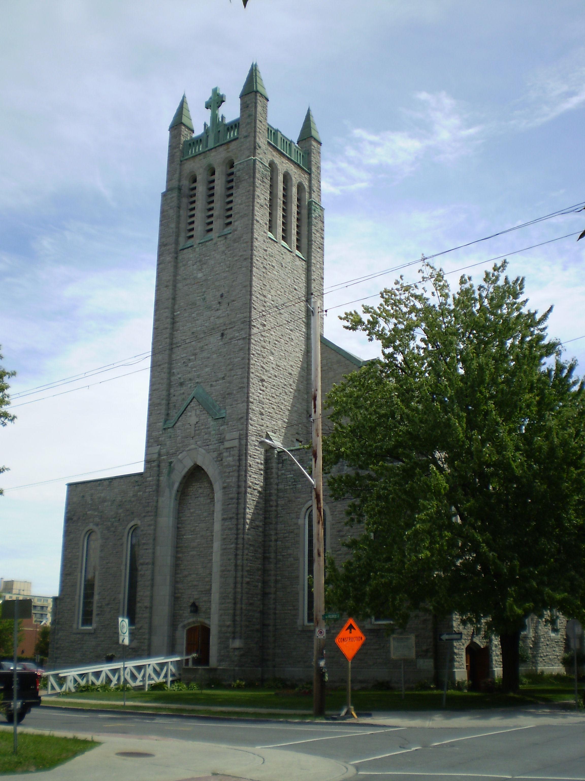 Belvárosi templomok Ottawában: a Szent József Egyházközség