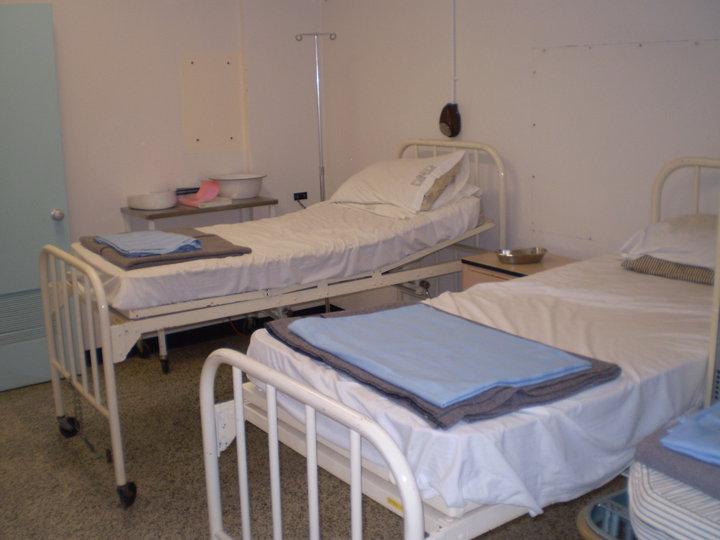 Diefenbunker - kórház (C. Adam)
