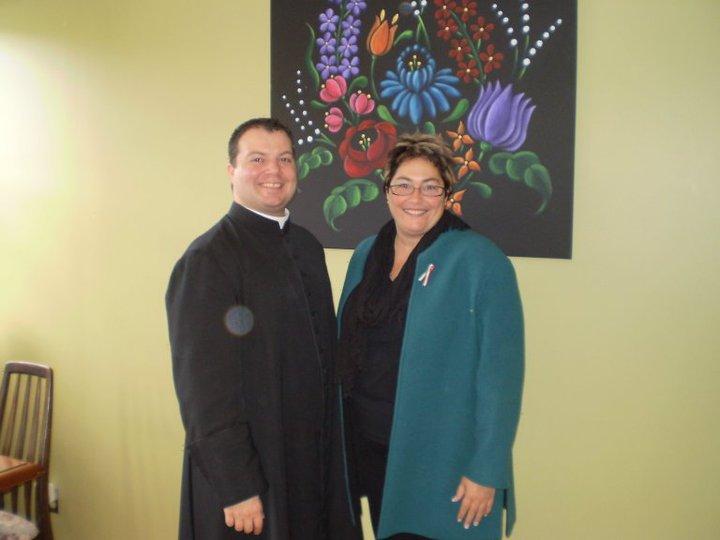 Multikulturális búcsú a montreáli Magyarok Nagyasszonya Egyházközségben