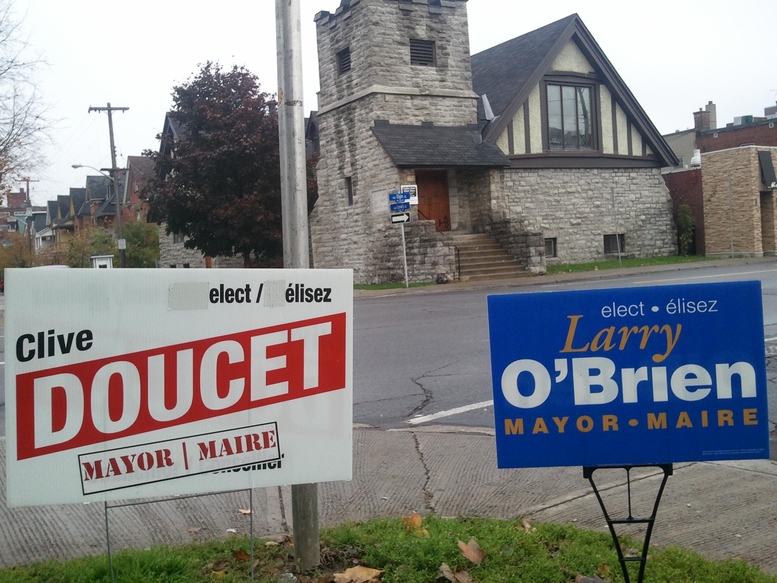 Káosz és fejetlenség az ottawai helyhatósági választásokon