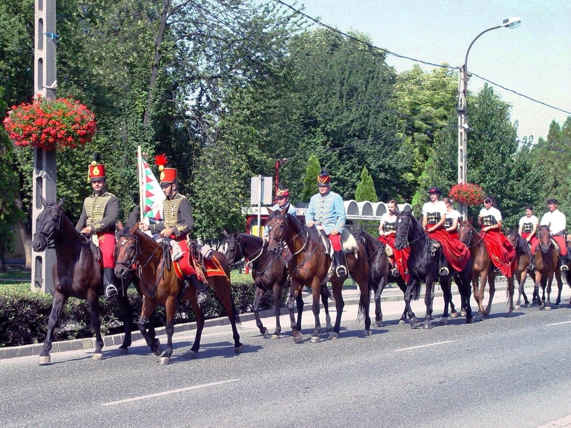 Megrendezték az I. Görgey emléktúrát az 1849. július 21-ei Dubicsányi csata emlékére