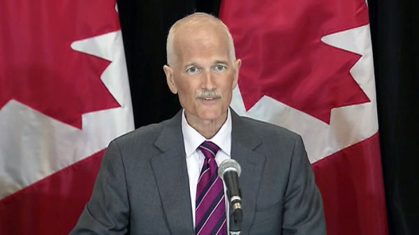 Lemondott Jack Layton