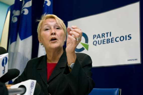 A belső viták komoly népszerűség-vesztést okoztak a Parti Québécois-ban
