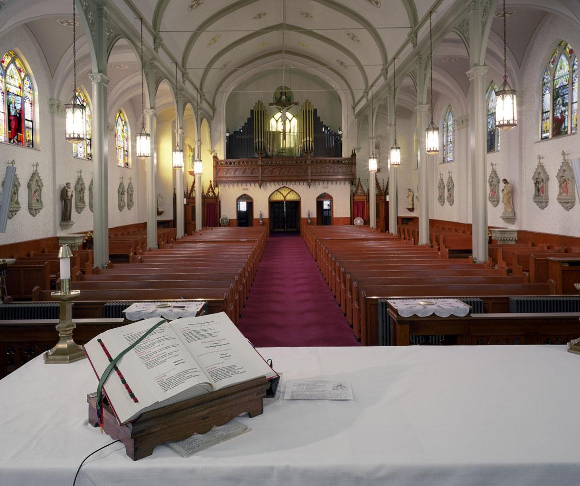 Vatikáni képviselővel tárgyalt a clevelandi Szent Imre templom ügyvívője