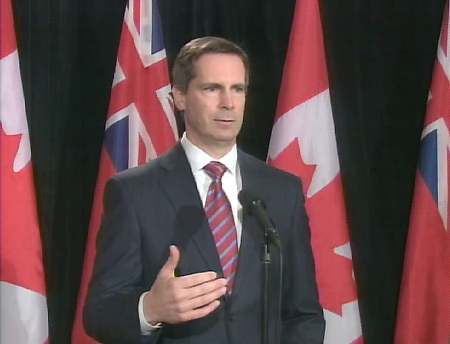 Dalton McGuinty