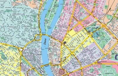 budapesti térkép Kanadai Magyar Hírlap – Budapesti térkép – 1986 budapesti térkép