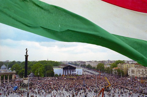 A harmadik Magyar Köztársaság utolsó napja