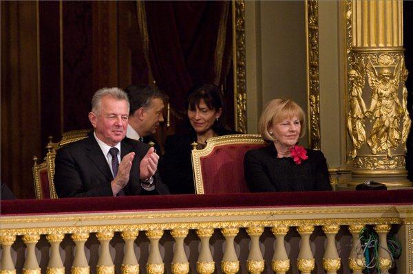 Schmitt Pál az Operában