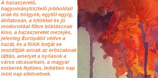 Egy érzés, amely mindent eltakar – A Fidesz békemenete egy kanadai magyar szemszögéből (2. rész)