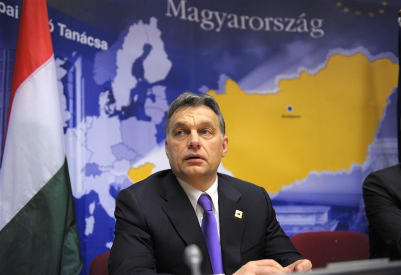 Újabb Európai Uniós csapás Orbánéknak