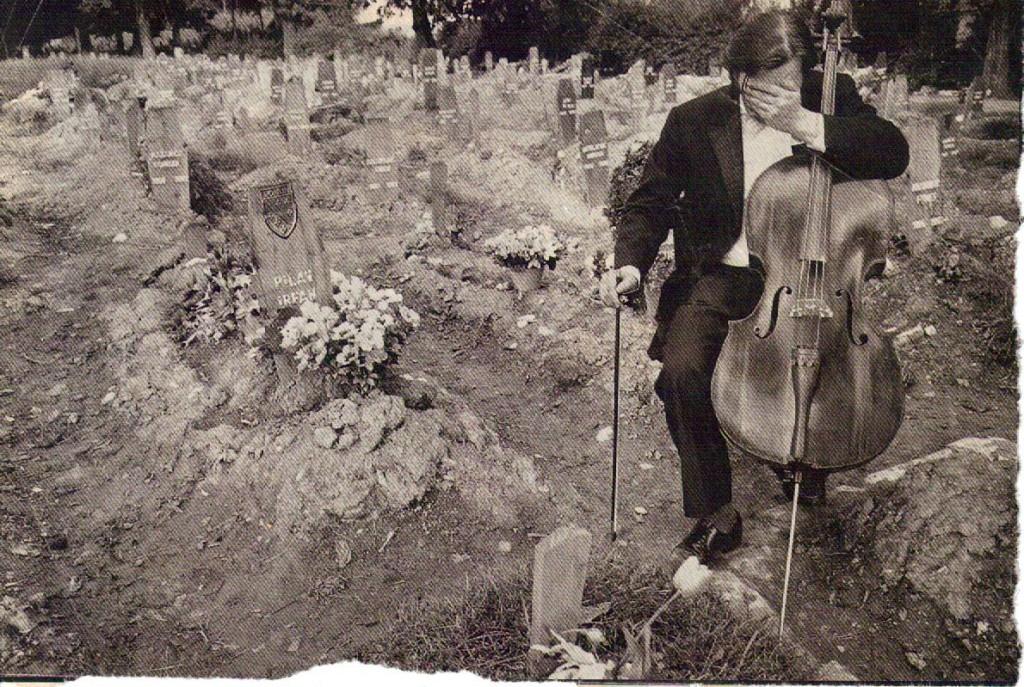 Szarajevo ostroma és csellistája