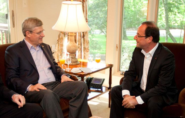 Stephen Harper kormánya 2014-ben vonja ki a katonákat Afganisztánból