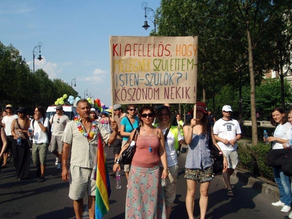 Budapest Pride 2012 – Hazafelé ránk rontottak a nácik