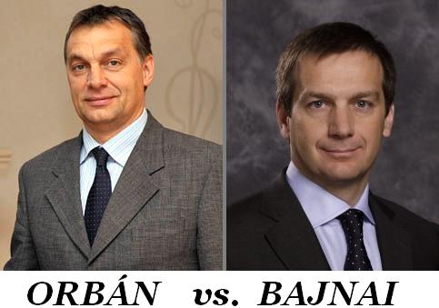 Orbán vs. Bajnai (1. rész): kelet és nyugat