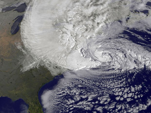Sandy – Riasztást adott ki a Vöröskereszt Kanada legnépesebb tartományában