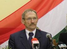 Pintér Sándor belügyminiszter