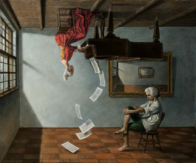 Discord of Analogy / Michael Cheval