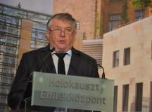 Szita Szabolcs, Holokauszt Emlékközpont, ügyvezető igazgató / fotó: Gergely Beatrix