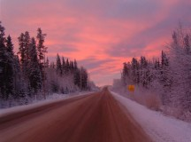 Winter Pink / British Columbia Ministry of Transport and Infrastructure