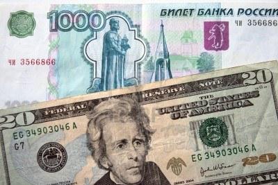 Rubel v. dollár