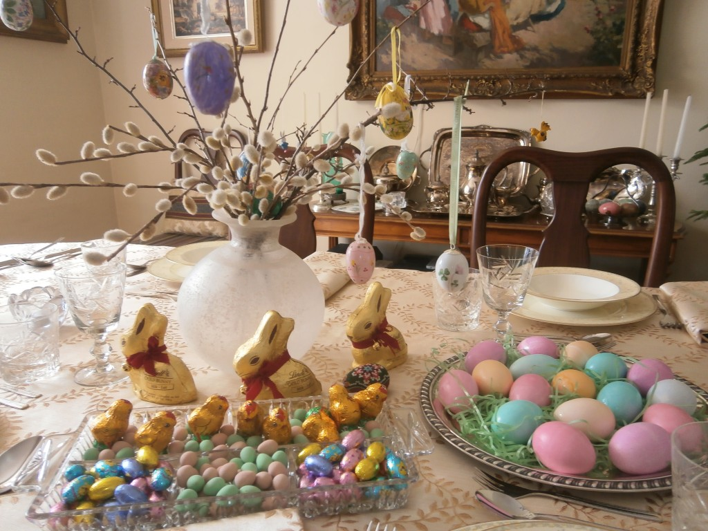 Húsvéti asztalunk