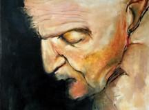 The Head of an Old Man / Alexei Biryukoff