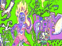 Hovoc Chaos Pain / Danny Hennesy
