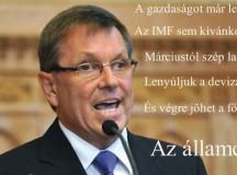 Matolcsy György lesz a jegybank elnöke