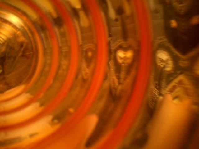 Orange blur / mayhem-chaos.net