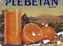 Érik a plebejus narancslé
