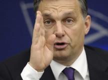 Orbán Viktor Strasbourgban
