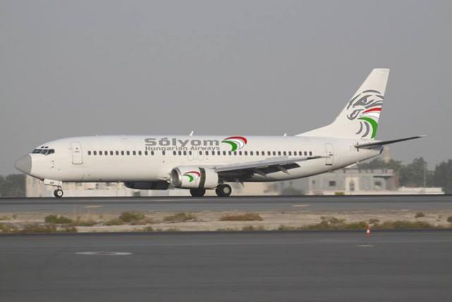 Sólyom Hungarian Airways
