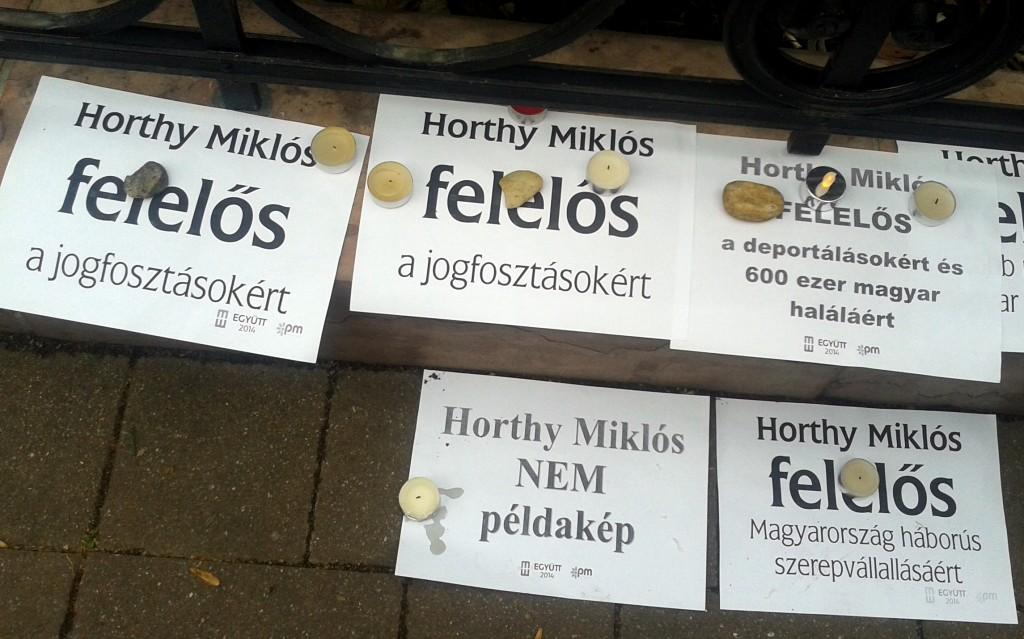 Üzenetek / Fotó Garai-Édler Eszter