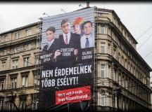Az ál-civil CÖF kampánya.