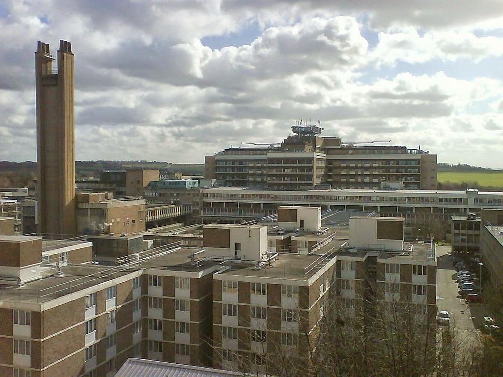 Addenbrooke's Hospital Cambridge