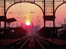 Keleti sunrise. Fotó: chessbase.com