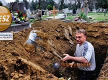 Szociális temetés Orbán módra