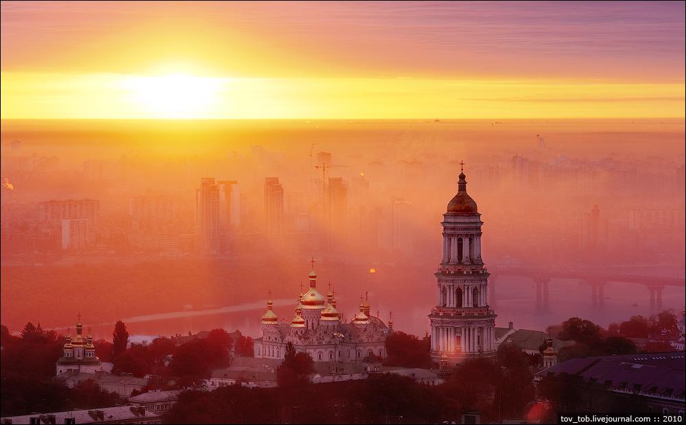 Ukrán naplemente