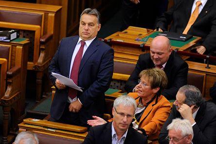 Orbán megbizonyosodik