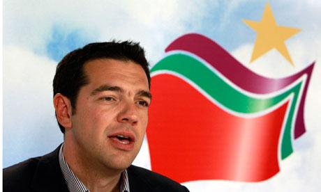 Alexis Tsipras / John Kolesidis/REUTERS