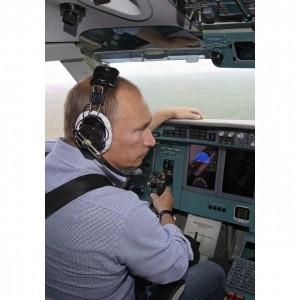 Pilot Pilotovics Putyin