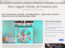 A Charlie Hebdo incidens és a keselyük