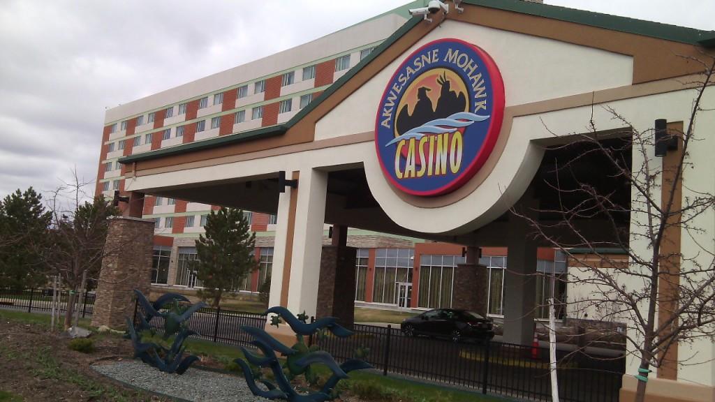 Akwesasne Mohawk Casino Resort. Fotó: Christopher Adam.